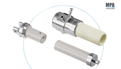 Pharmaceutical Ceramic Dosing Pump Replaceable at Neoceram version by MPA