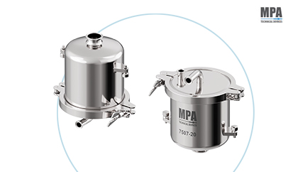Pharmaceutical Tank for Pharmaceutical Aseptic Vials Filling Machine by MPA