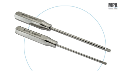 screwdrivers for sterile area - cleanrooms